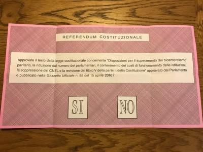 10 motivi (personali) per cui oggi ho votato si al referendum costituzionale