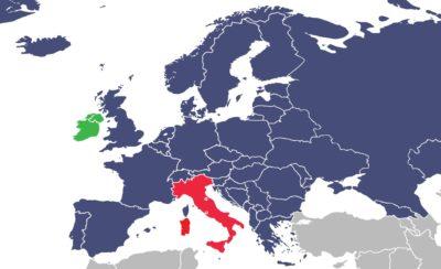 La Spesa Sociale in Italia e in Irlanda. Un Impietoso Confronto.