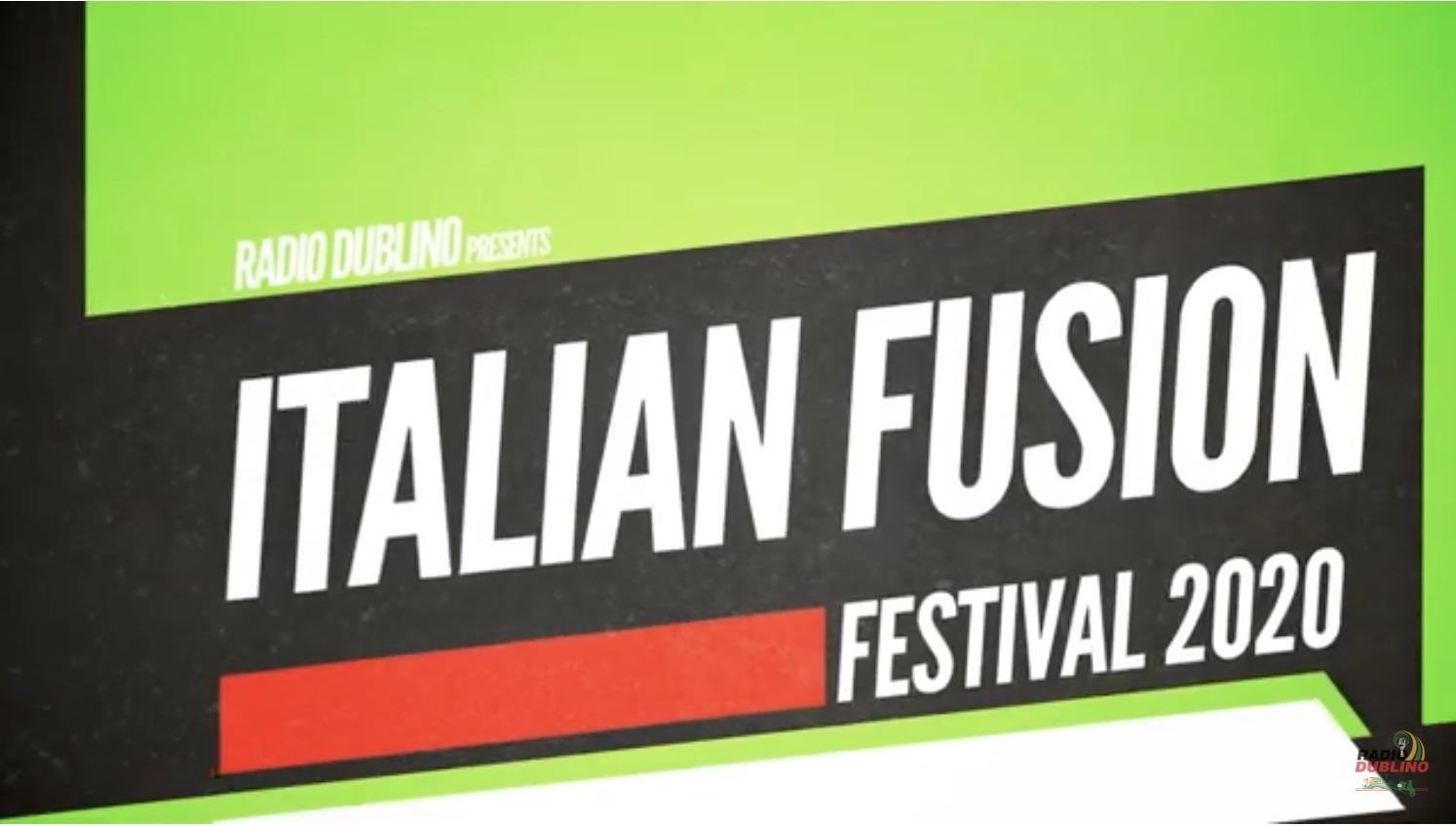 Italian Fusion Festival 2020 | Livestream Edition